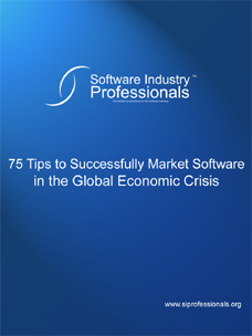 75 Tips to Successfully Market Software in the Global Economic Crisis
